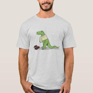 T.rex haat lange sleeves t shirt