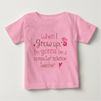 T-Sh het Baby van het Baby van de Leraar van de Baby T Shirts
