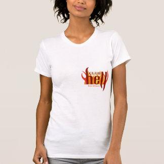 T-shirt 2 van de Vrouwen van de Hel van de club