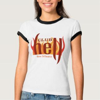 T-shirt 3 van de Vrouwen van de Hel van de Club