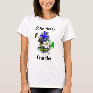 T-shirt 9 van Jesus Save's