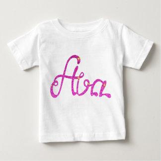 T-shirt Ava van Jersey van het baby de Fijne