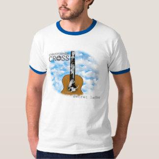 """T-shirt de Cross van de """"Geheime Ladder"""" van"""