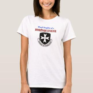 T-shirt dochter-Borinqueneers