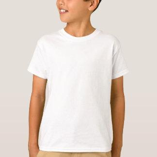 T-shirt ETA - het Achterlogo van de Druk