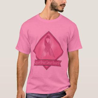 T-shirt - het Kankeronderzoek van de Borst van de