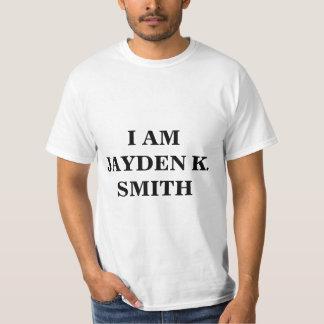 T-shirt I AM JAYDEN K. SMITH