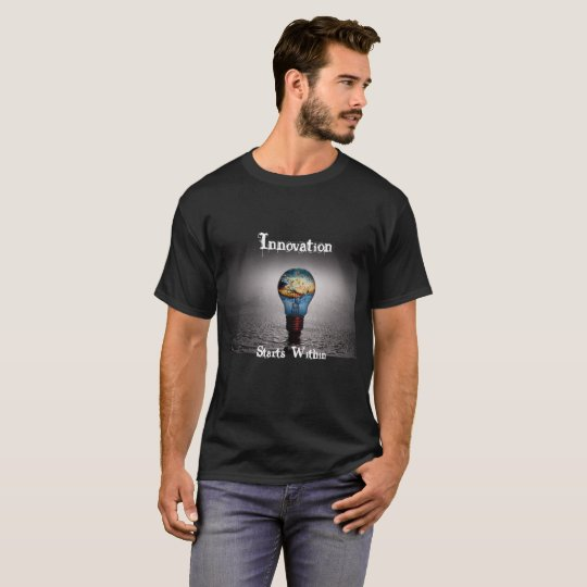 T-Shirt Innovation Starts Within