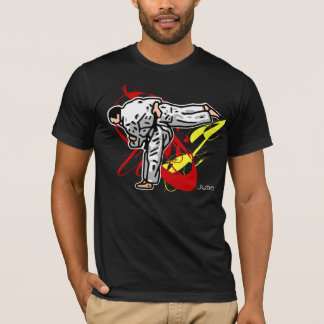 T-shirt judo o goshi