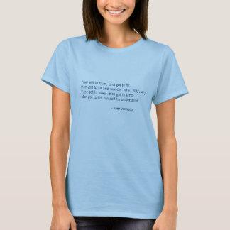 T-shirt - man het questionning
