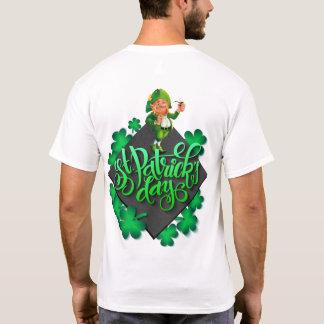 T-shirt met St Patrick´s beweging veroorzakende