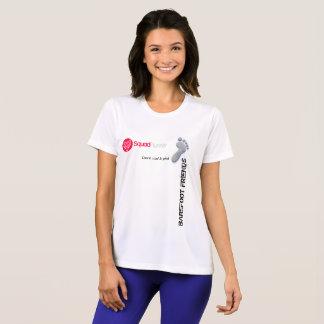 T-shirt officieel Sport-Teak Barefoot Friends