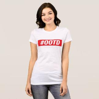 T-shirt OOTD, Uitrusting van de Dag, tumblr
