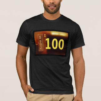 T-SHIRT SATS 100%