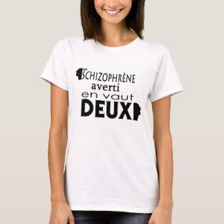 T-shirt Schizofreen