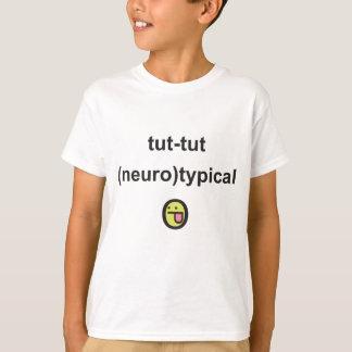 T-shirt tut-TUT van de Voorlichting van het