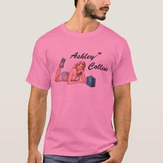 T-shirt van Collins van Ashley Retro Unisex-