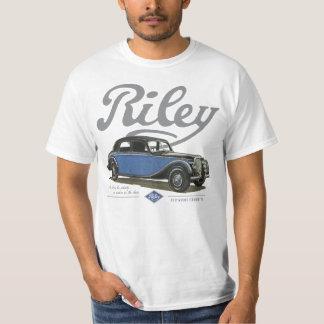 T-shirt van de Auto van Riley de Klassieke