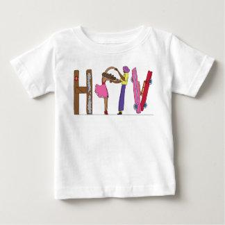 T-shirt | van de baby HAVANA, Cu (HAV)