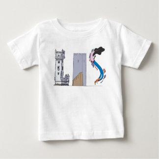 T-shirt | van de baby LISSABON, PT (LIS)