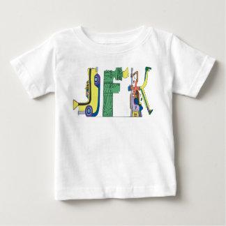 T-shirt   van de baby NEW YORK, NY (JFK)