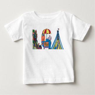 T-shirt | van de baby NEW YORK, NY (LGA)