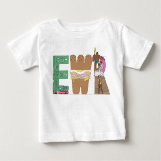 T-shirt   van de baby NEWARK, NJ (EWR)