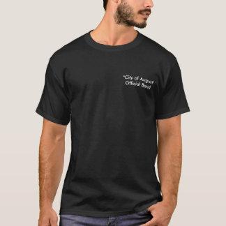 """T-shirt van de Band van de """"stad van Augustus"""" de"""
