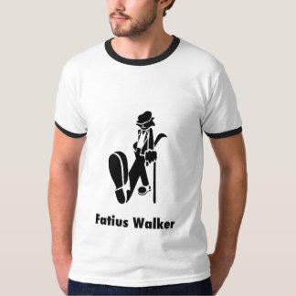 T-shirt van de Bel van het Mannen van de Leurder