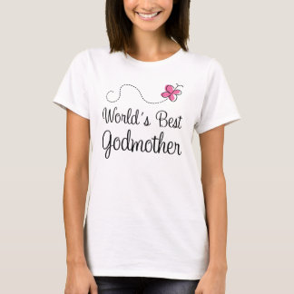 T-shirt van de Dames van de Meter van werelden de