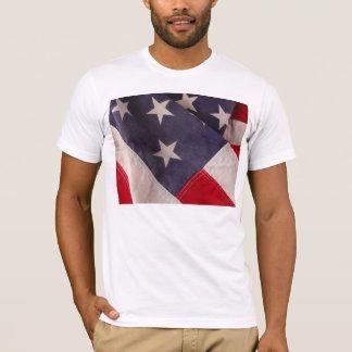 T-shirt van de de vlag de Amerikaanse Kleding van