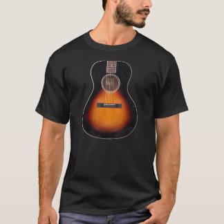 T-shirt van de Gitaar van de zonnestraal de