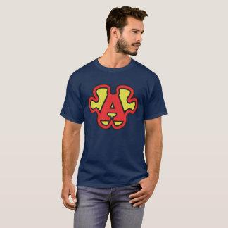 T-shirt van de Grootmacht van het Syndroom van