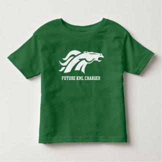 T-shirt van de Lader van de peuter de Toekomstige