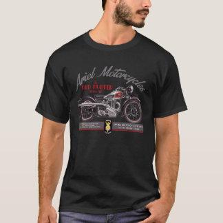 T-shirt van de Motorfiets van Ariel de Vintage