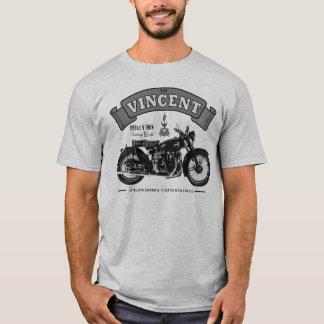 T-shirt van de Motorfiets van de Schaduw van