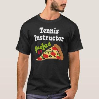 T-shirt van de Pizza van de Instructeur van het