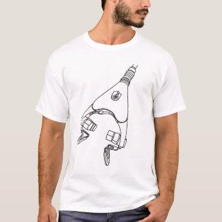 T-shirt van de Rem van Campagnolo de Delta