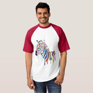 T-shirt van de Sleeves van het mannen de Halve