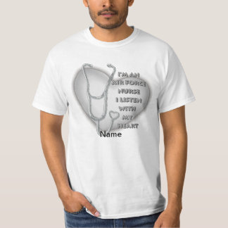 T-shirt van de Waarde van het Hart van de