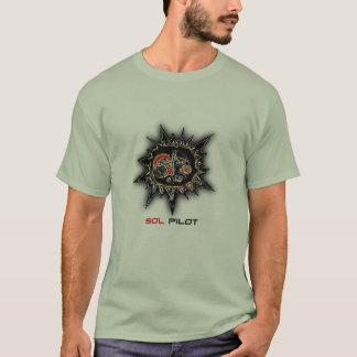 T-shirt van de Zonnestraal van de sol de Proef