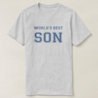 T-shirt van de Zoon van de wereld de Beste