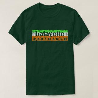 T-shirt van Fleur van de Klaver van de Dag van