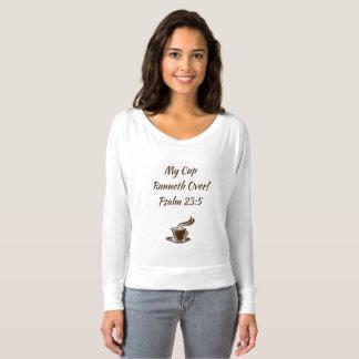 T-shirt van Flowy van vrouwen de Christelijke