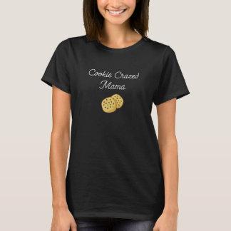 T-shirt van Foodie van de Tand van de Mamma's van