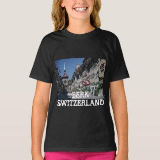 T-shirt van Hanes Tagless ComfortSoft® van meisjes