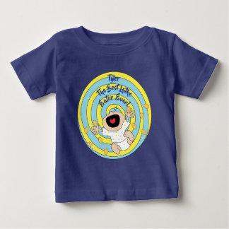 """T-shirt van het Baby van de """"Beste Eter Latke"""" van"""
