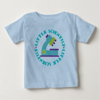 T-shirt van het Baby van de Kinder Microscoop van
