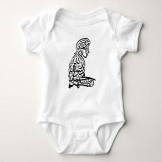 T-shirt van het Baby van het Baby van het