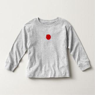 t-shirt van het het lieveheersbeestje het lange